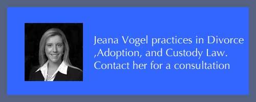 Attorney Jeana Vogel