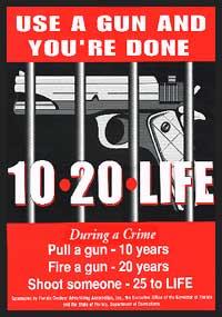 florida 10 20 life law